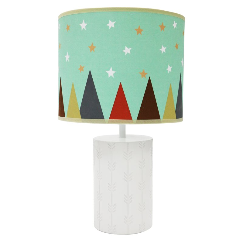 """Clever Fox: Little Haven Clever Fox 18"""" Table Lamp & Reviews"""