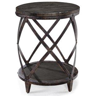 Rustic End Side Tables Joss Main