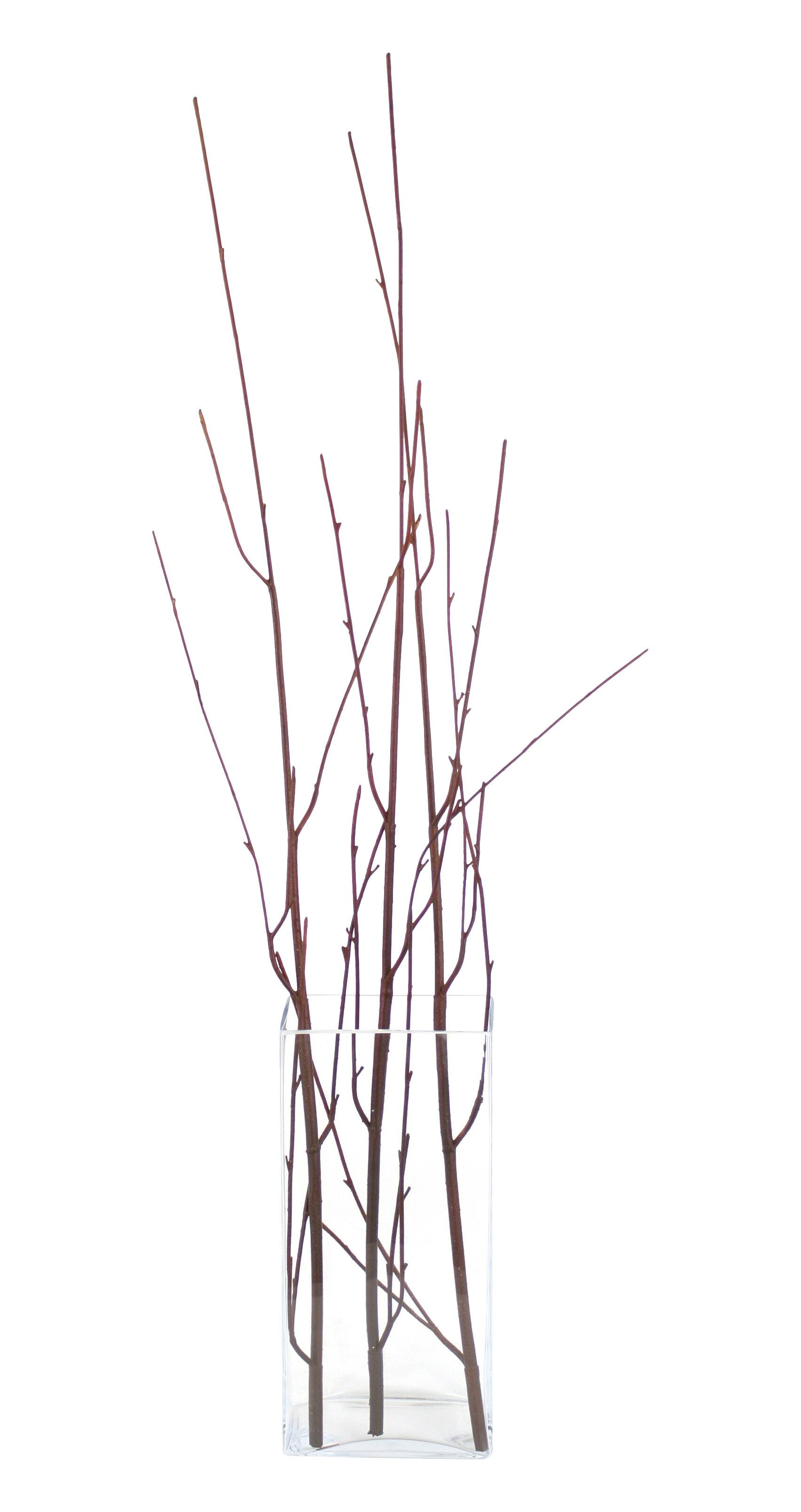 Loon Peak Artificial Curly Willow Branch | Wayfair
