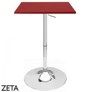 Zeta Adjustable Height Pub Table