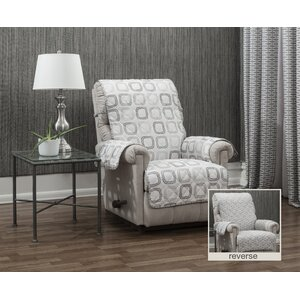 Ron Chereskin Box Cushion Recliner Slipcover