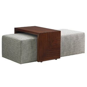Take Five Broadway Ottoman by Lexington