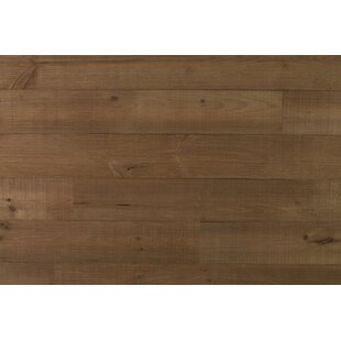 Homestead 5 Solid Wood Wall Paneling In Brown
