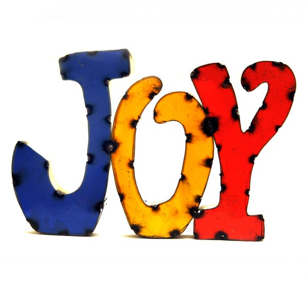 Joy Sign Wayfair