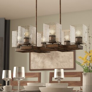 Attractive Malwae Indoor 6 Light Chandelier. By Union Rustic