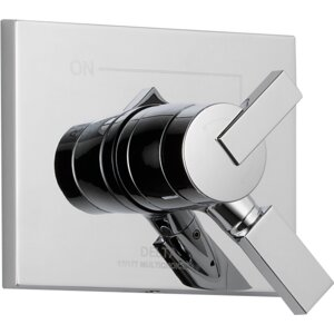 Vero Volume Control Faucet Trim with Lever Handles