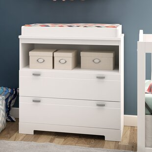 Double Dresser Changing Table Wayfair
