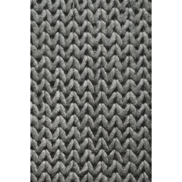 rug guru handgewebter teppich fusion in grau bewertungen. Black Bedroom Furniture Sets. Home Design Ideas