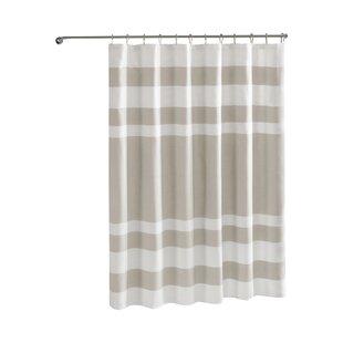 Modern Brown Shower Curtains AllModern