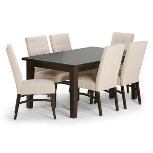 Ezra 7 Piece Dining Set by Simpli Home