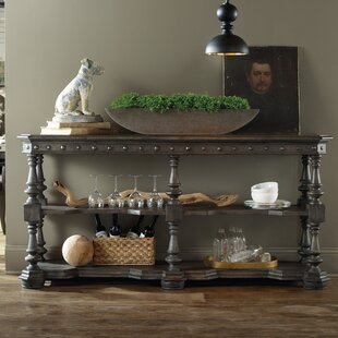 Vintage West Buffet Table