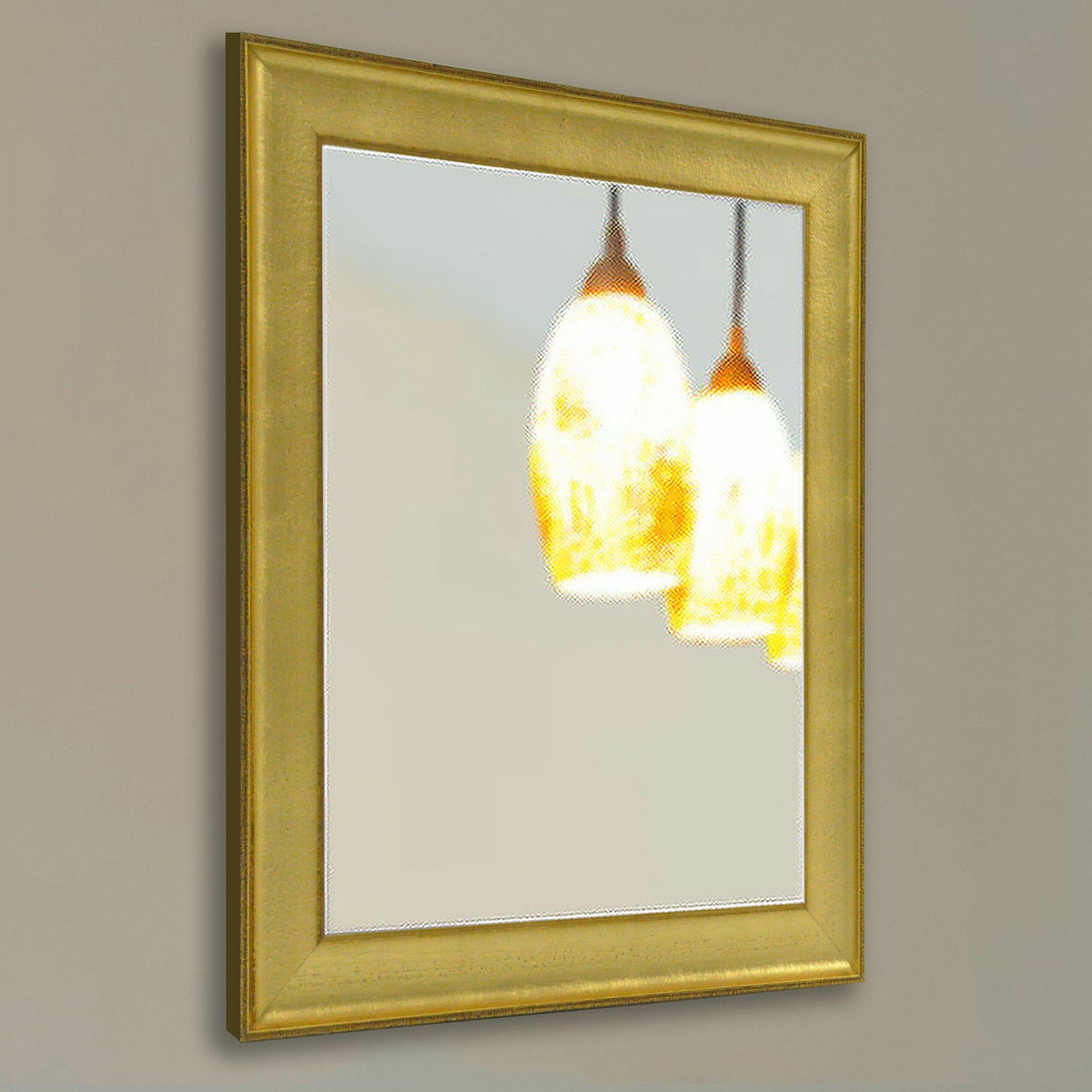 House of Hampton Nikodemos Accent Mirror | Wayfair