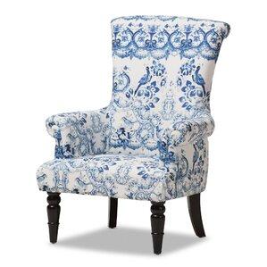 Calla Wingback Chair by Latitude Run