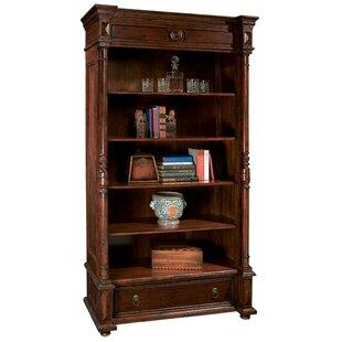 coalville classic standard bookcase - Mahogany Bookshelves