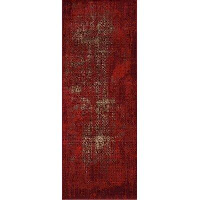 Modern 3 X 5 Red Area Rugs Allmodern