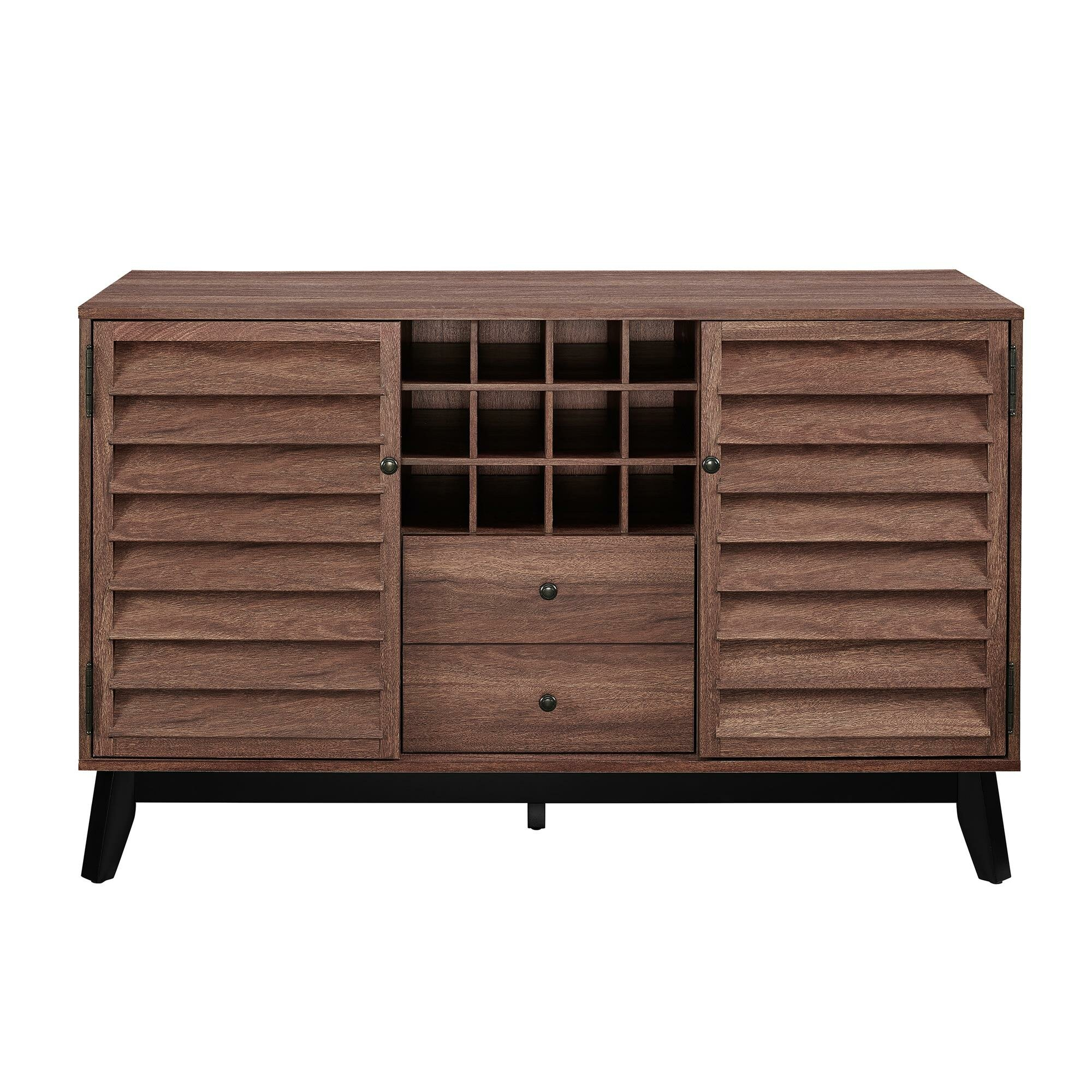 Peachy Modern Wine Bar Cabinets Allmodern Download Free Architecture Designs Salvmadebymaigaardcom