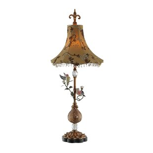 Table lamps with birds wayfair birds on branches 40 table lamp mozeypictures
