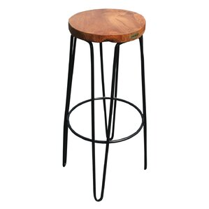 Teak Bar Stool by Chic Teak