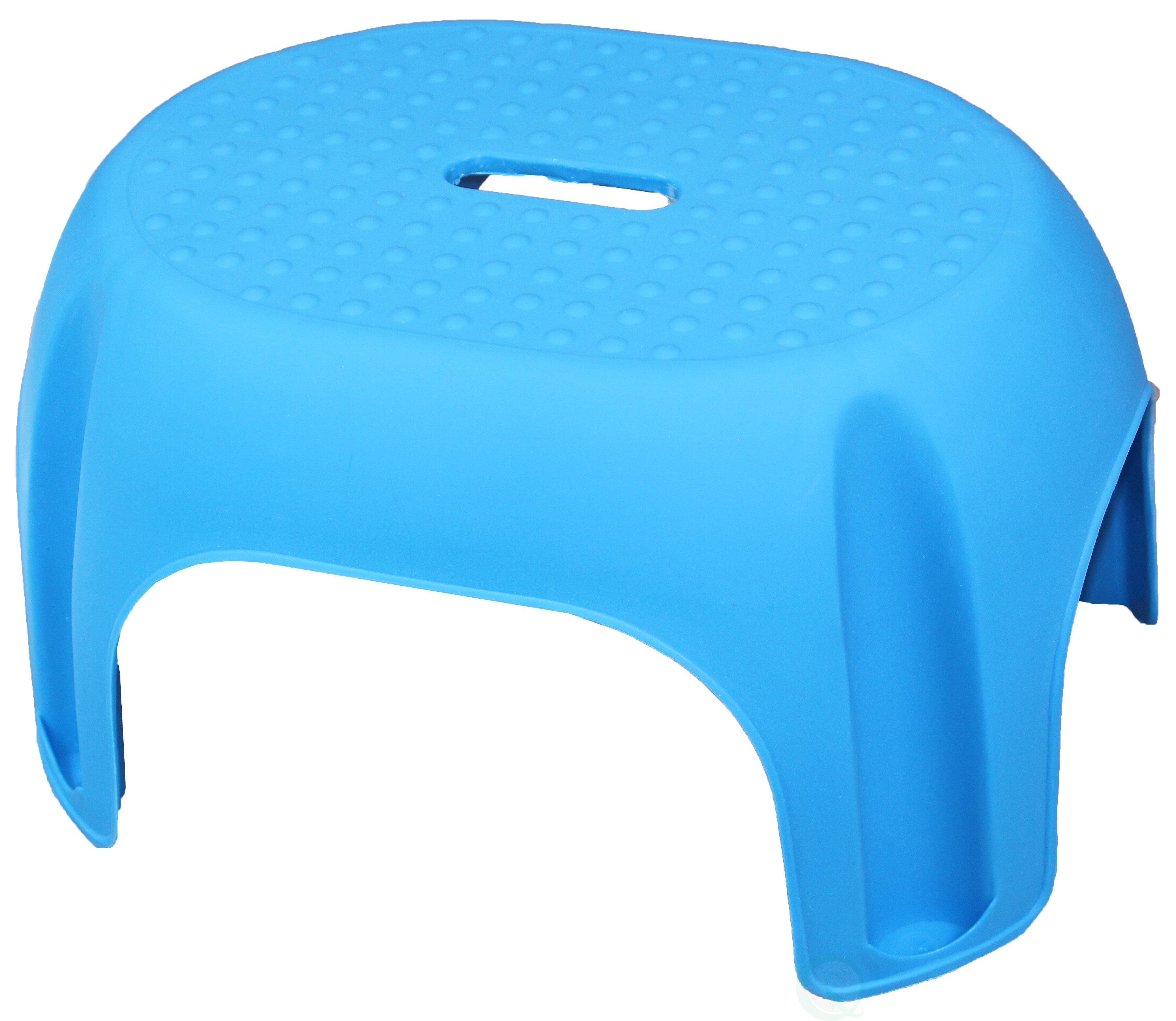 Basicwise Plastic Step Stool | Wayfair