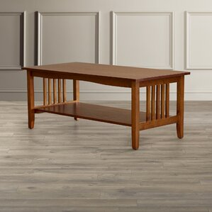 Powell Coffee Table by Charlton Home