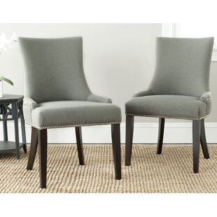 Carraway Upholstered Dining Chair (Set of 2)