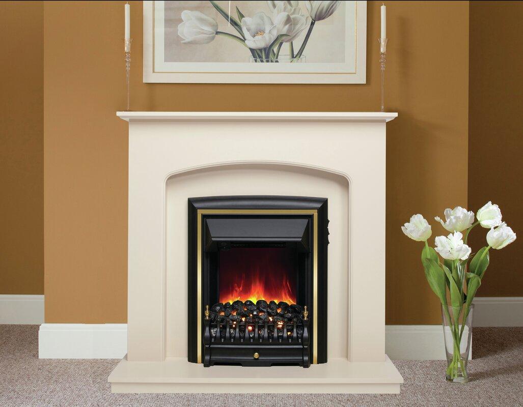 bemodern lusso eco electric fireplace u0026 reviews wayfair co uk