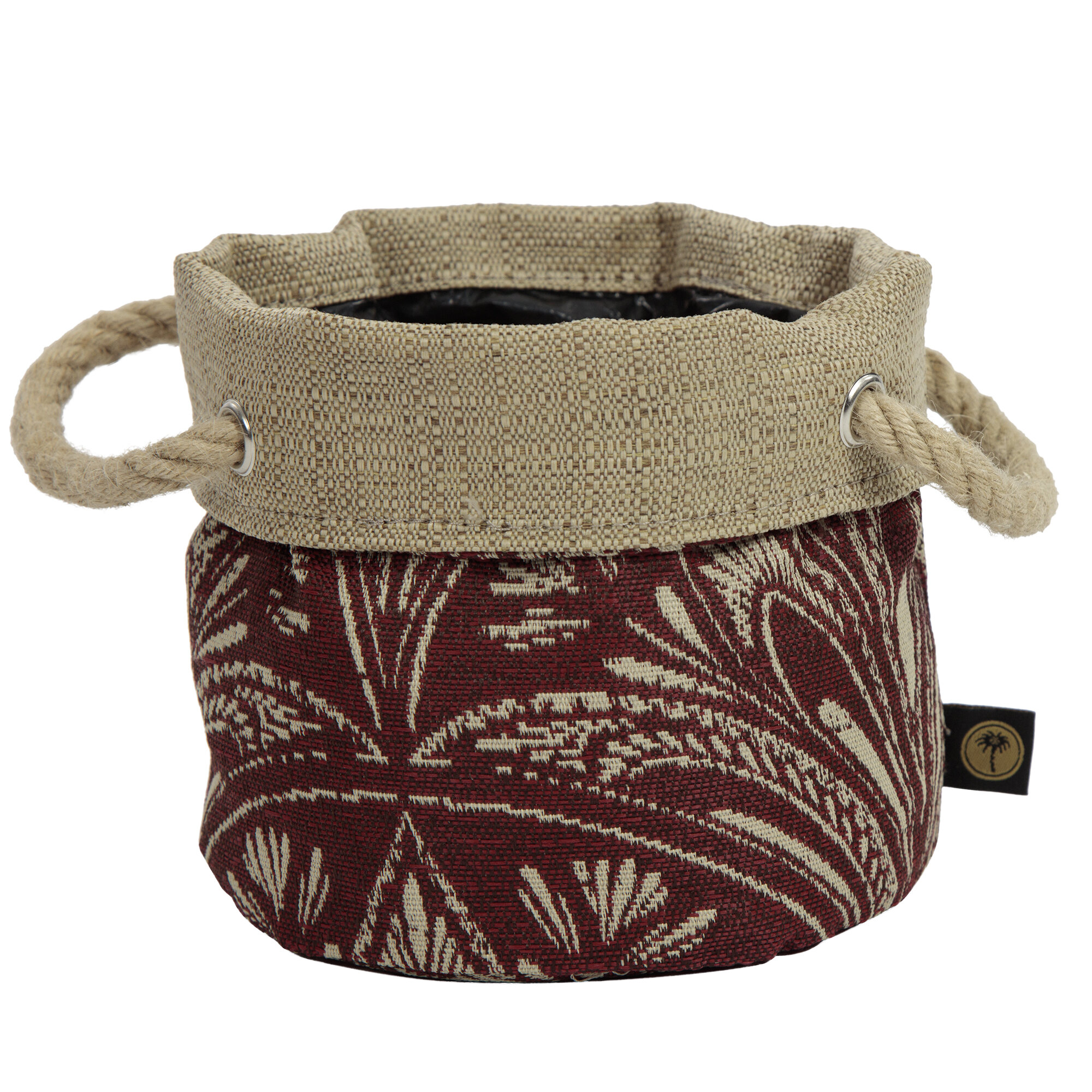 Zanzibar Fabric Pot Planter & Reviews | Joss & Main