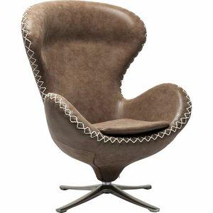 Drehsessel Lounge Bonanza von KARE Design