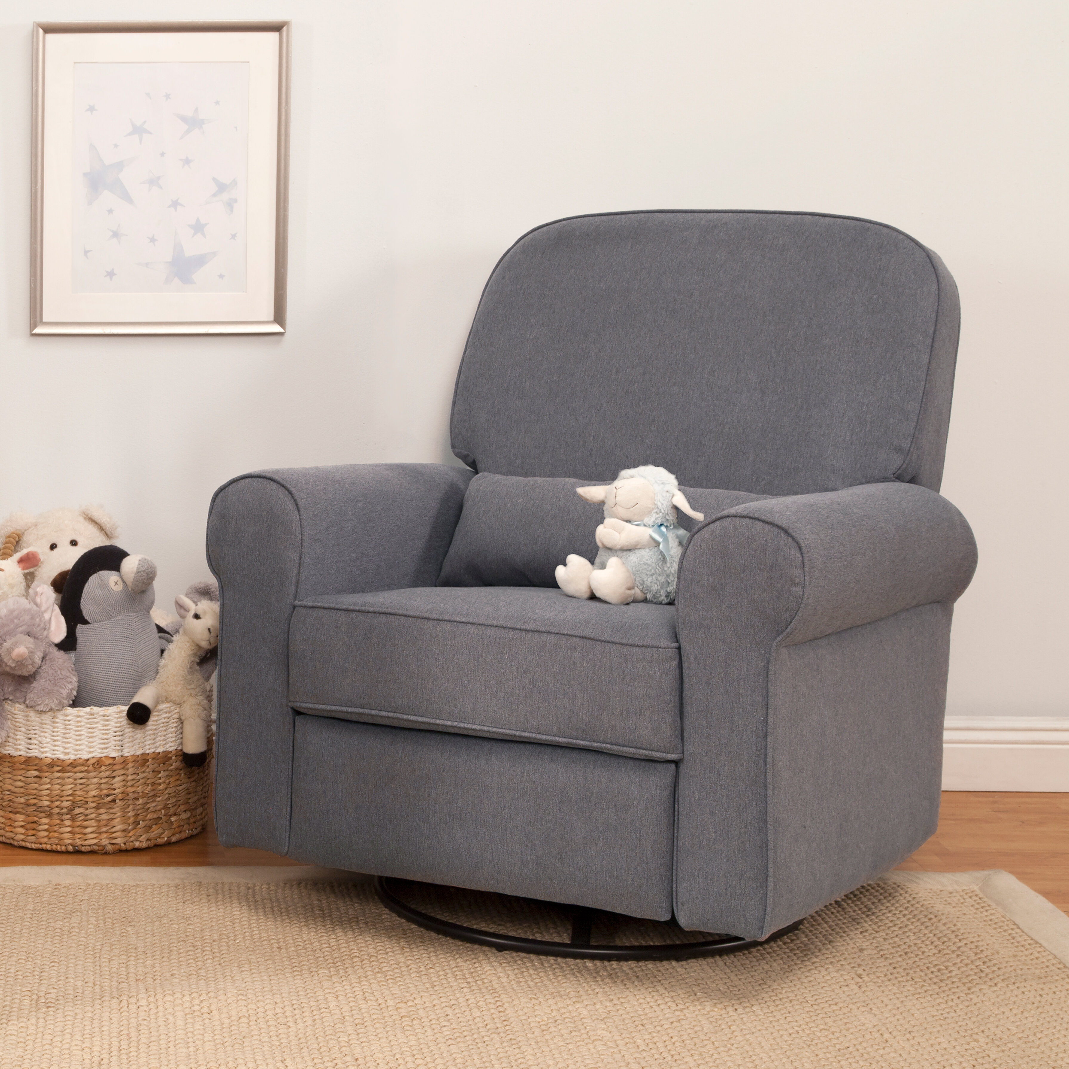badcock power dylan more products additional view recliner glider