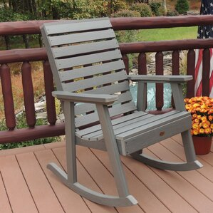 Darby Home Co Berry Rocking Chair