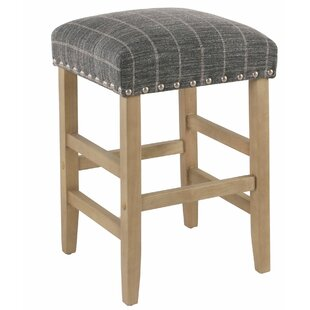 Emmi Wooden 24.5 Bar Stool