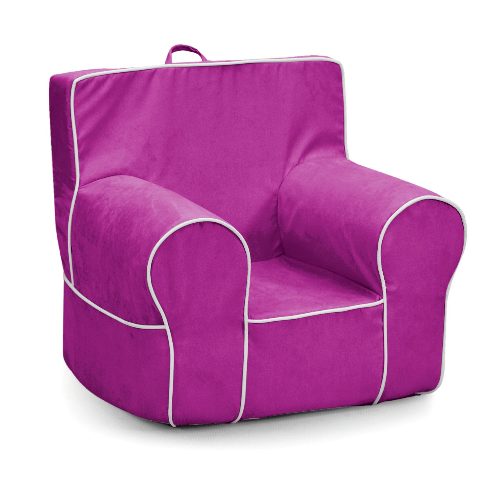 Beau KidzWorld Kids Foam Chair U0026 Reviews | Wayfair