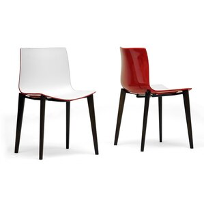 Greenbank Solid Wood Dining Chair (Set of 2) by Latitude Run