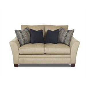 Carruthers Loveseat by Red..