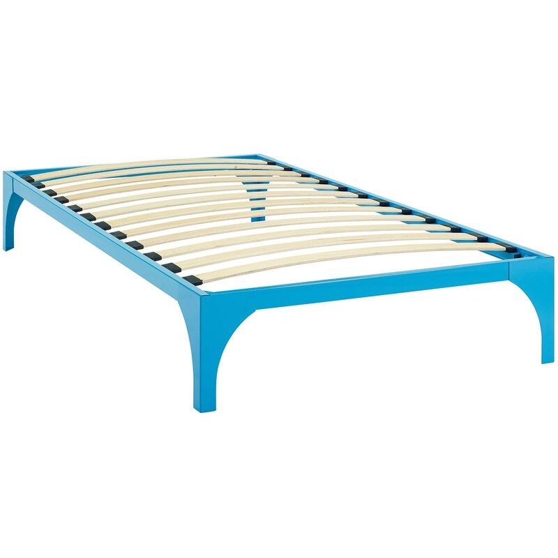 Modway Ollie Bed Frame Amp Reviews Wayfair