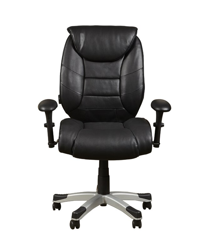 sealy bovina high-back executive chair & reviews | wayfair