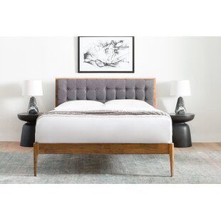 Adrienna Upholstered Platform Bed