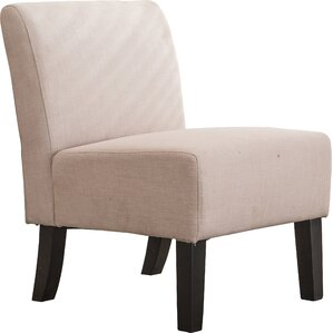 Armless Slipper Side Chair by AC Pacific