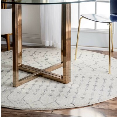 7 Amp 8 Round Area Rugs You Ll Love Wayfair