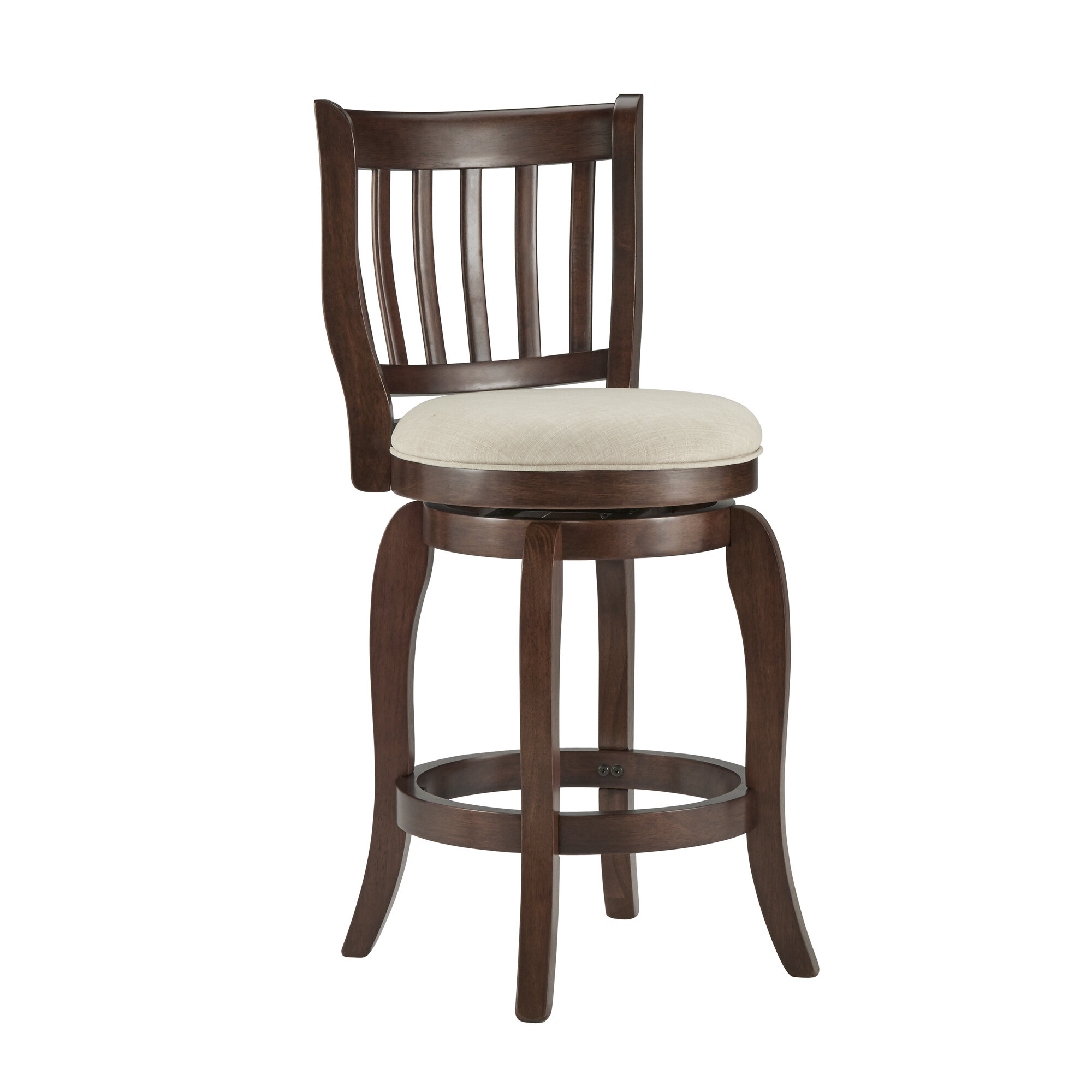 Three posts morgan 24 swivel bar stool reviews wayfair