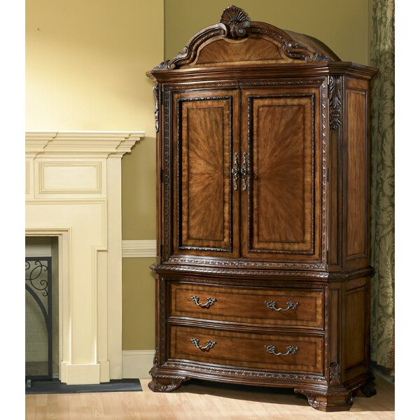Astoria Grand Brussels Armoire Wayfair