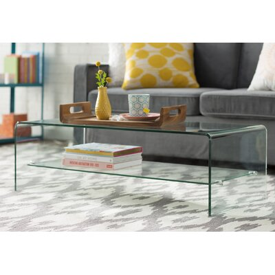 Merveilleux Artemon Transparent Coffee Table