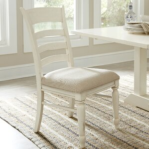 Lisbon Ladder-Back Side Chairs (Set of 2) by Bir..