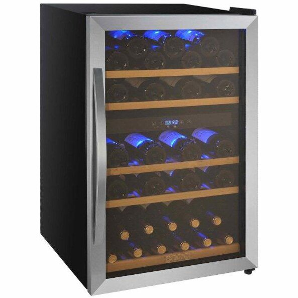 Allavino 29 Bottle Cascina Dual Zone Freestanding Wine