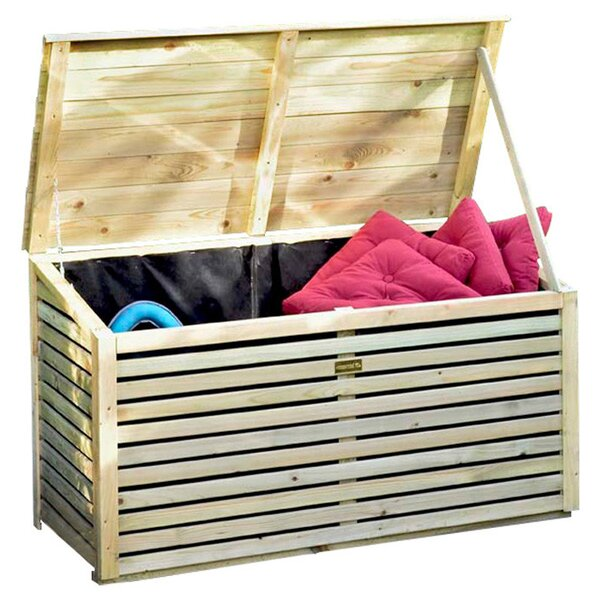 Garden Storage Boxes Wayfair Co Uk
