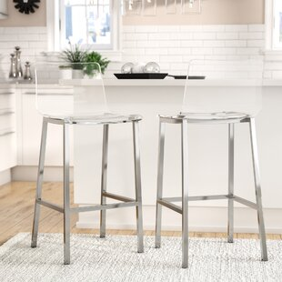 Clear Lucite Stools | Wayfair