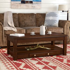 Arboles Coffee Table with Lift-Top by ..