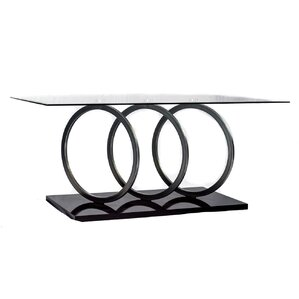 Rabinowitz Modern Ring Coffee Table by Varick Gallery