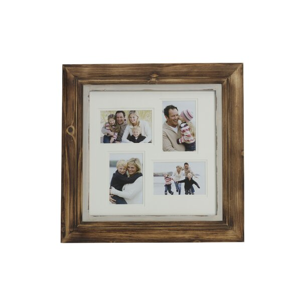 Distressed Wood Collage Frames | Wayfair