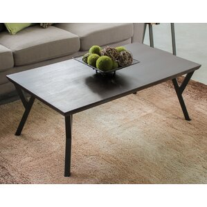 Mikesha Contemporary Coffee Table by Gracie ..